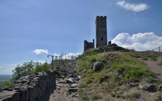 Král Českého středohoří – hrad Hasenburg. Nedobytné sídlo s krvavými legendami