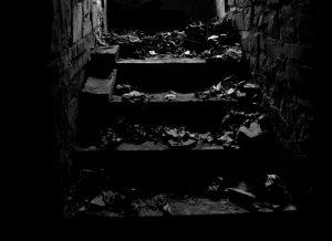 Hororová audiopovídka na nedělní noc – Podzemí