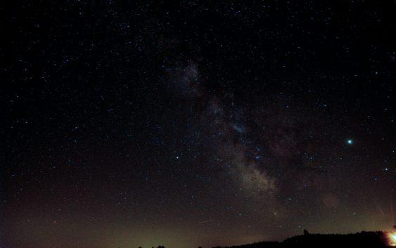 Letní noční obloha – studnice pokladů