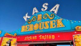 Pozvánka do cirkusu – Cirkus Berousek v Plzni