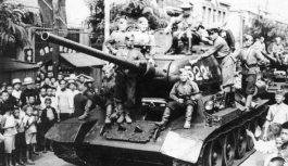 Poslední válečný stav mezi nepřáteli z druhé světové války končí.