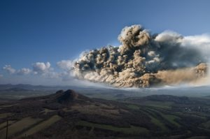 Výbuch supervulkánu bude znamenat konec všeho co známe. Kdy to bude?