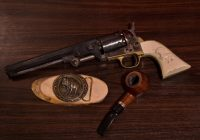 Bůh rozdělil lidi na slabé a silné. Samuel Colt tento nedostatek odstranil                                        2.3/5(10)