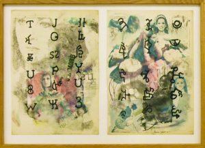 Pozvánka na výstavu umění: Josef Honys – zapomenutý umělec.