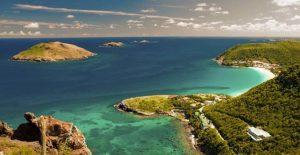 Ostrov Svatého Bartoloměje – francouzská perla Karibského moře