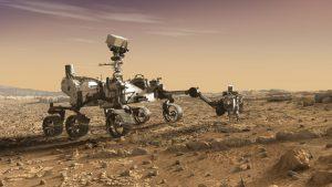 Byl na Marsu skutečně objeven život?