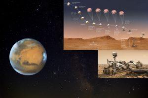 Na Marsu začalo nové dobrodružství vědy a kosmonautiky