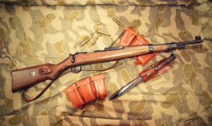 Zbraně legendy – nesmrtelný Mauser 98K